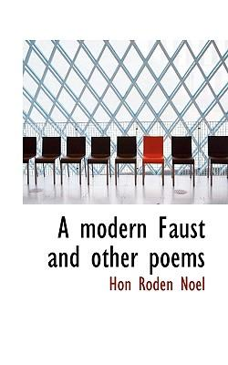 A Modern Faust and Other Poems