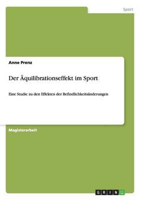 Der Äquilibrationseffekt im Sport