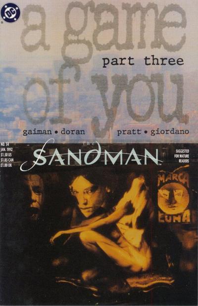 The Sandman n. 34