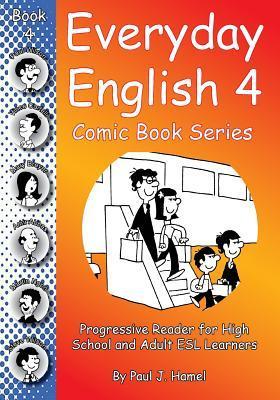 Everyday English Comic Book 4