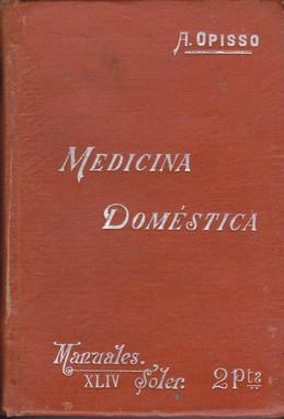 Medicina doméstica