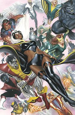 Gli incredibili X-Men n. 300 - Variant Cover