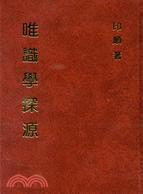 唯識學探源        中編10