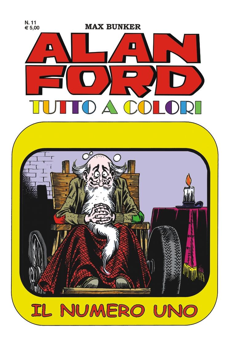 Alan Ford tutto a colori n. 11