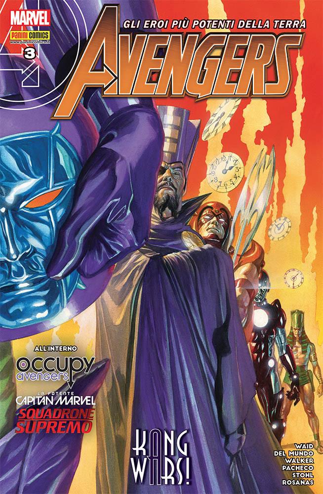 Avengers n. 78