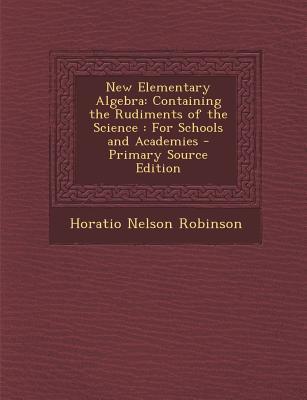 New Elementary Algeb...