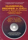 Numerical Recipes in C & C++ Source Code CD-ROM with Windows, DOS, or Mac Single Screen License