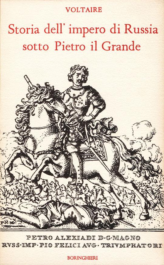 Storia dell'impero di Russia sotto Pietro il Grande
