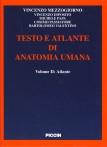 Testo e atlante di anatomia umana