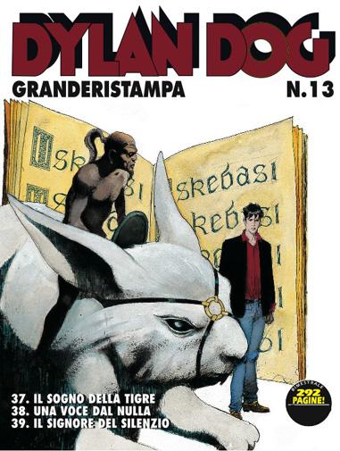 Dylan Dog Granderistampa n. 13