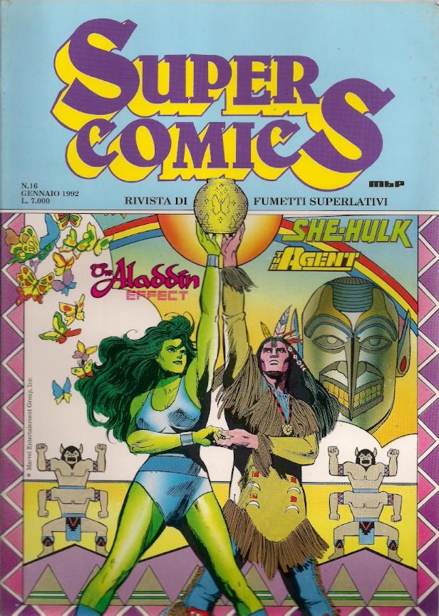 Super Comics n. 16
