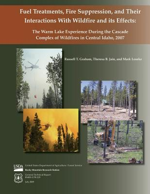 Fuel Treatments, Fire Suppression, and Thier Interactions With Wildfire and Its Effects