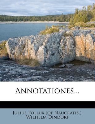 Annotationes...
