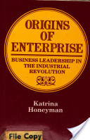 Origins of Enterprise