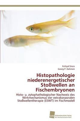 Histopathologie niederenergetischer Stoßwellen an Fischembryonen