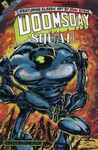 Doomsday Squad #2