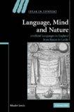 Language, Mind and Nature