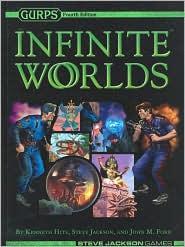 GURPS Infinite World...