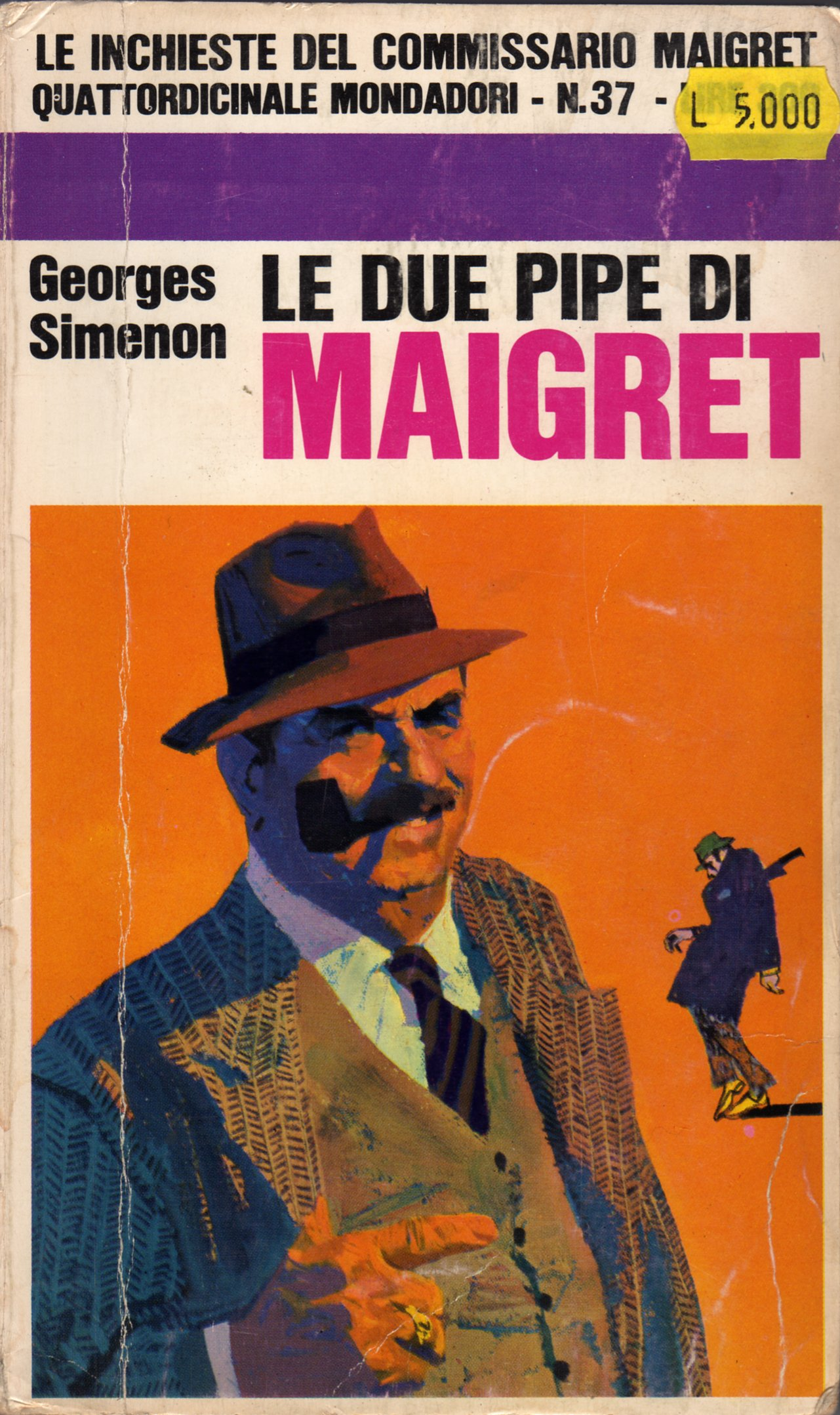 Le due pipe di Maigret