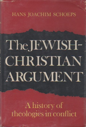 The Jewish-Christian Argument