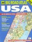 Big Road Atlas USA, Canada and Mexico