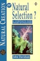 Natural Creation or ...