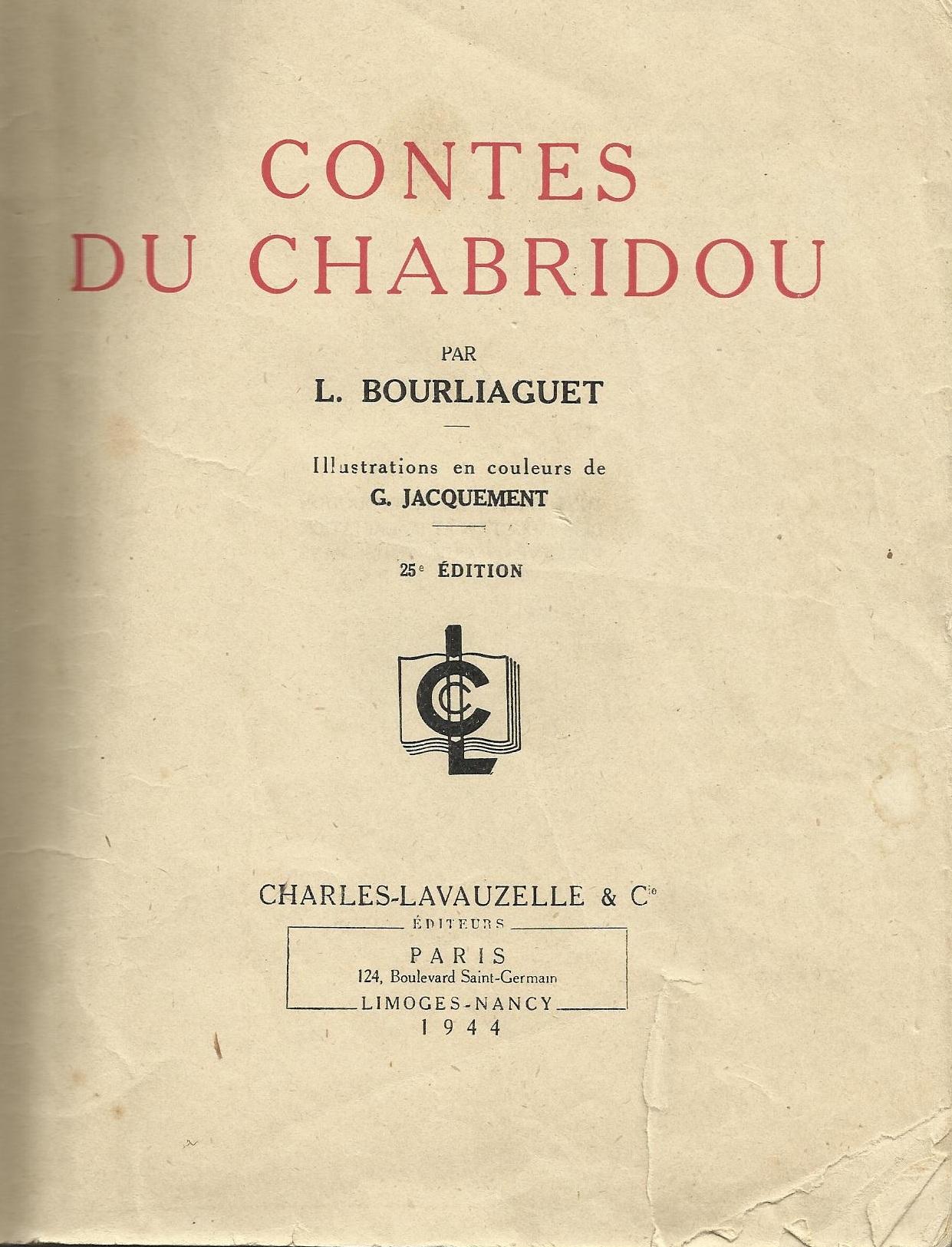 Contes du Chabridou