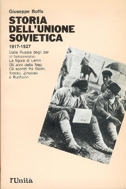 Storia dell'Unione Sovietica