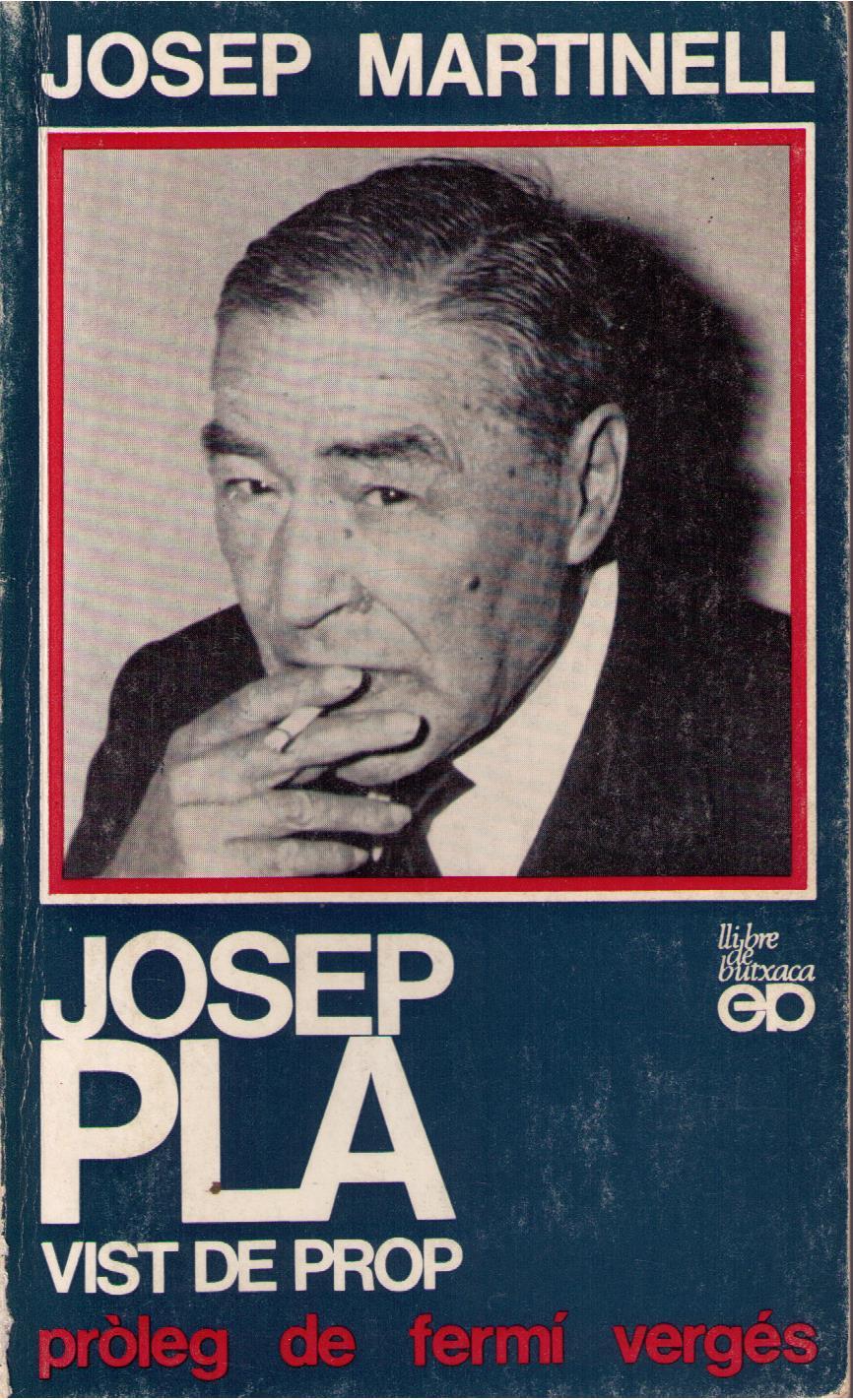 Josep Pla vist de prop