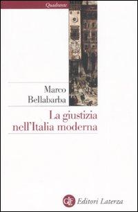 La giustizia nell'Italia moderna