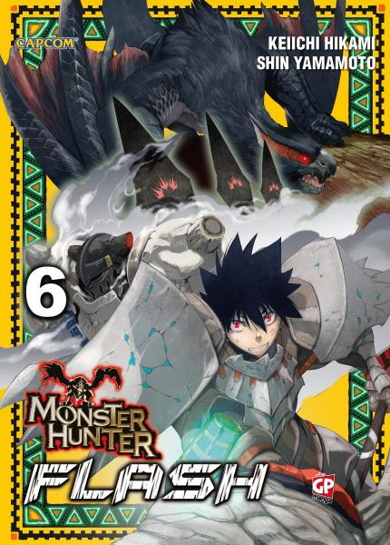 Monster Hunter Flash vol. 6