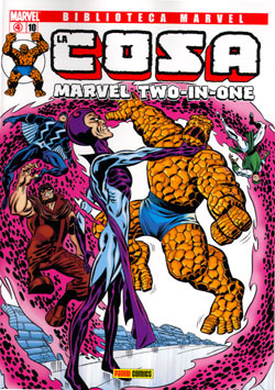 Biblioteca Marvel: La Cosa #10 (de 16)