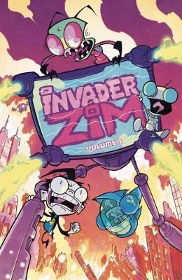 Invader Zim Volume 1 - The Returnening