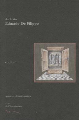 Archivio Eduardo De Filippo - Copioni