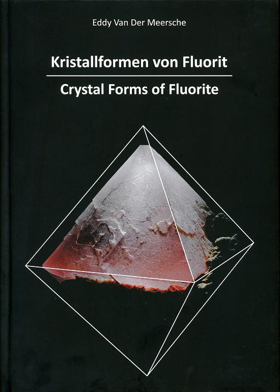Kristallformen von Fluorit. Crystal Form of Fluorite