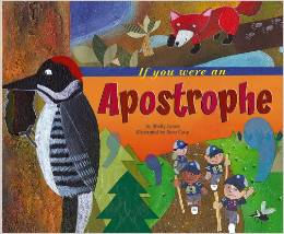 If You Were an Apostrophe
