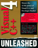 Visual C   4 unleashed