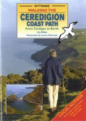 Walking the Ceredigion Coast Path - From Cardigan to Borth