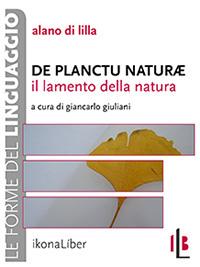 De planctu Naturae - Il lamento della Natura