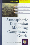 Atmospheric dispersion modeling compliance guide