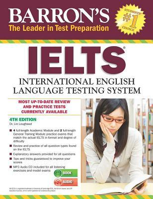 IELTS with MP3 CD 4th Edition