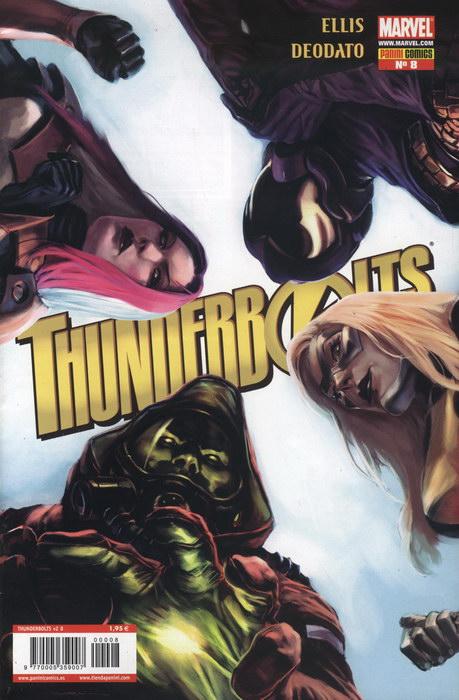 Thunderbolts Vol.2 #8 (de 24)