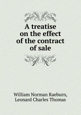 A Treatise on the Effect of the Contract of Sale