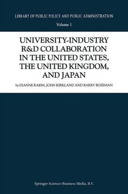 University-Industry R & D Collaboration in the United States, the United Kingdom, and Japan