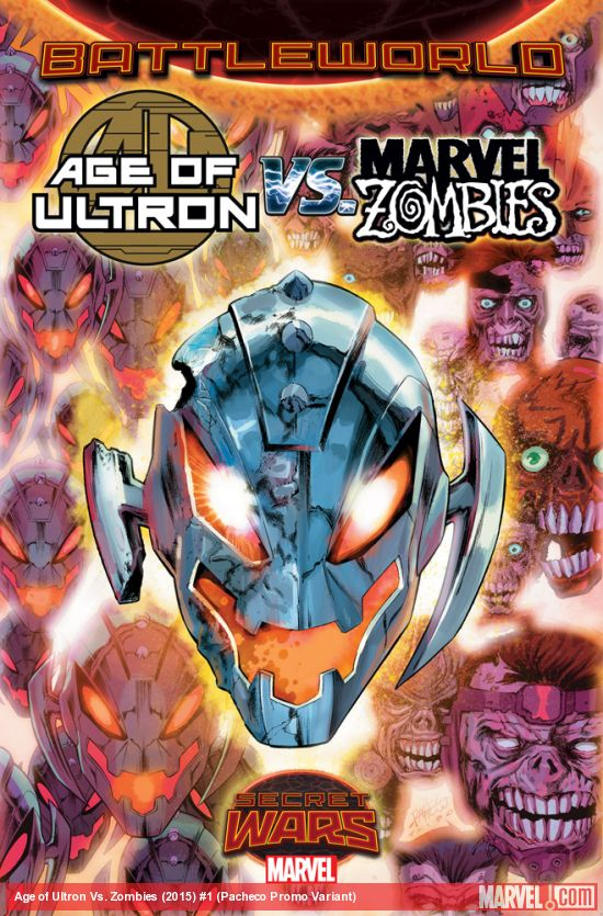 Age of Ultron vs. Marvel Zombies Vol.1 #1