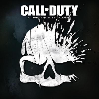 Call Of Duty Official 2018 Calendar - Square Wall Format Calendar