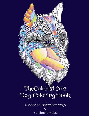 Thecolorist.co's Dog Coloring Book