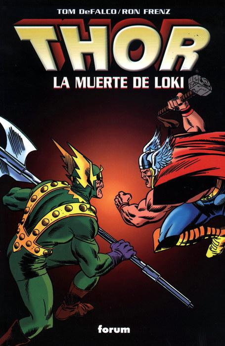 Thor: la muerte de Loki