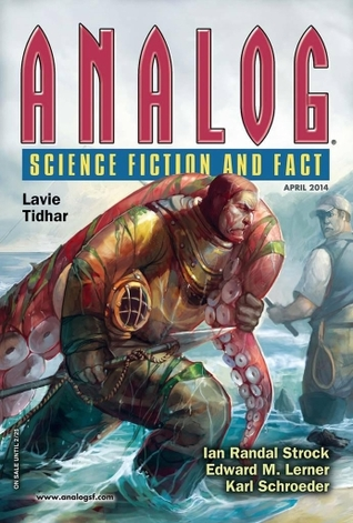 Analog Science Fiction and Fact, April 2014