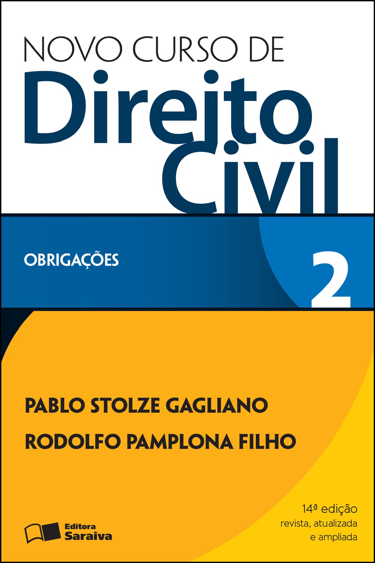 Novo Curso de Direito Civil, 2